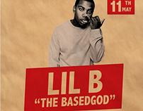 Lil B - Poster Design