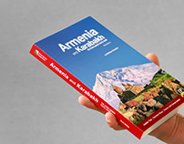 Book Design  |  Travel Guide