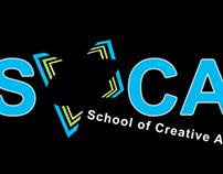SoCA logo Design