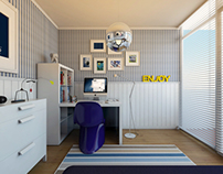 Preteen Bed Room