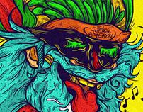 Bikefriendly Imagination Book Illustration 2013