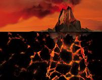 Seta Vulcão