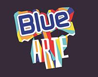 Blue Arte