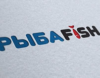 Logo for fish shop