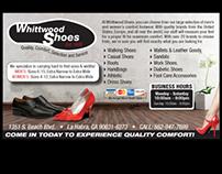 Whitwood Shoes :: Portfolio example
