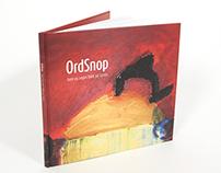 OrdSnop Poetry Book