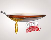 Print Genie Sans frotter