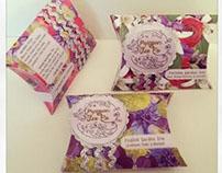 Gourmet Tea Package Design