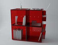 Modelagem 3D e Render
