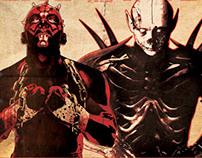 Star Wars: Maul: Lockdown Posters