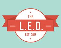 Logos for League of Extraordinary Designers