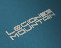 logotype Legion Mountain