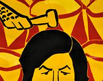 Illustration of Günter Grass