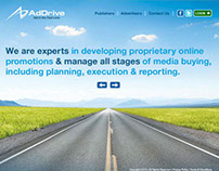 AdDrive Website
