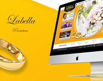 Labella Wedding Website