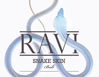 RAVI: leather goods from Bali