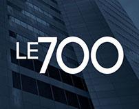 Le700 de la Gauchetiere Website