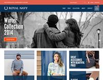 Royal Navy | Responsive