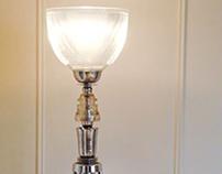 Floor lamp - 2008