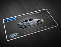 DL flyer Ford Kačmáček