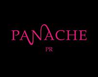 Panache PR branding