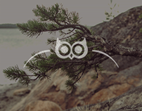 Owl Mountain - website design