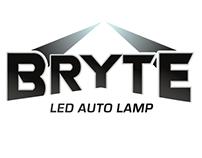 BryteLED Automotive Logo Brand Identity