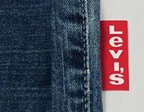 Invitation pour Levi's