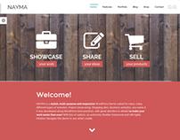 Nayma - Multi-Purpose WordPress