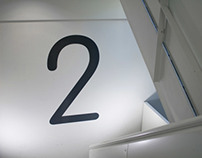 Edinburgh College of Art Wayfinding