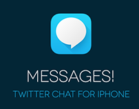 Messages! Twitter Chat for Iphone