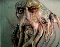 Davy Jones Retrato
