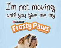 Frosty Paws Dog Ice Cream