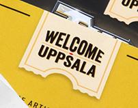 Welcome Uppsala