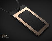 TANTRON 胸卡套 Card Cover