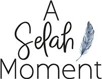 A Selah Moment Branding