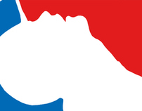 NBA (National Bernie Association) Logo