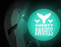 Shorty Award Nomination