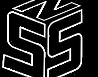 SNS Excavating Logo