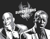 Ben E. King and Jimmy James live at Edinburgh, 2013