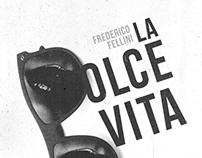Fellini Poster Series
