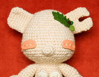 MOJU 戀人 / MOJU Knitting Dolls