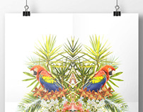 Tropical print 2013