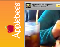 Applebee's Healthy Sensations Menu