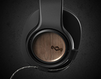 Marley // Legend ANC Headphone
