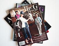 Amelie G Magazine