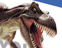 Milwaukee County Zoo: Dinosaur Exhibit