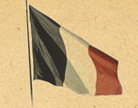Bastille Days Festival: Print Campaign