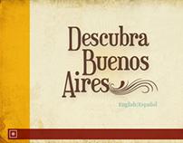 Sitio Web / Tarjeta personal: Maria Lelia de BA