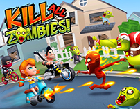 Kill All Zombies! iOS and Android